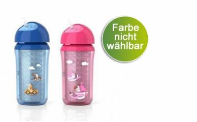 AVENT Strohhalm Becher isoliert 260 ml