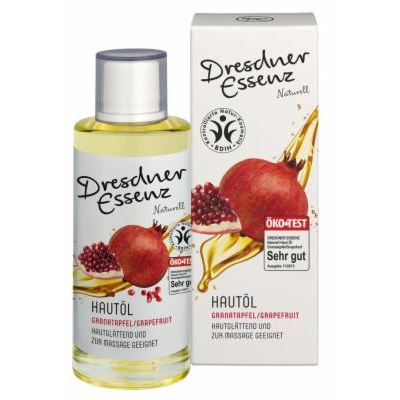 DRESDNER Essenz Naturell Hautöl Granatapf.Grapef.