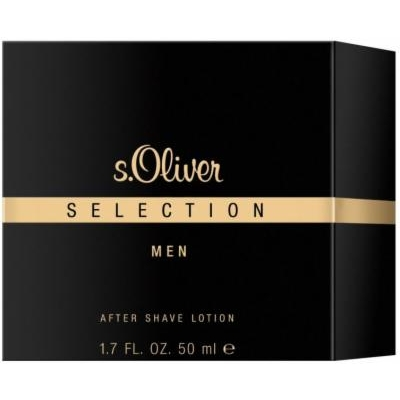 s.Oliver SELECTION MEN AFTER SHAVE LOTION