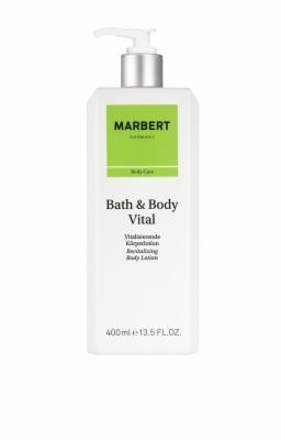 MARBERT BATH&BODY VITAL SHOWERGEL