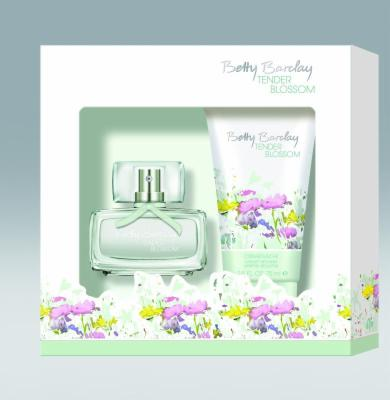 BETTY BARCLAY WOM SET (EDT NAT SPR + CREMEDUSCHE)