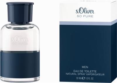s.Oliver SO PURE MEN EDT