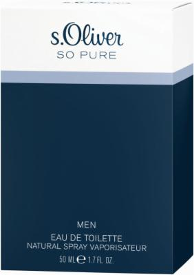 s.Oliver SO PURE MEN EDT
