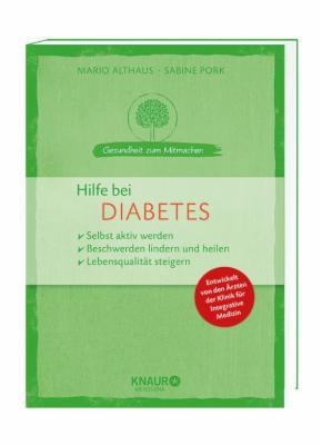 Buch Hilfe bei Diabetes